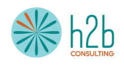 H2B Consulting,